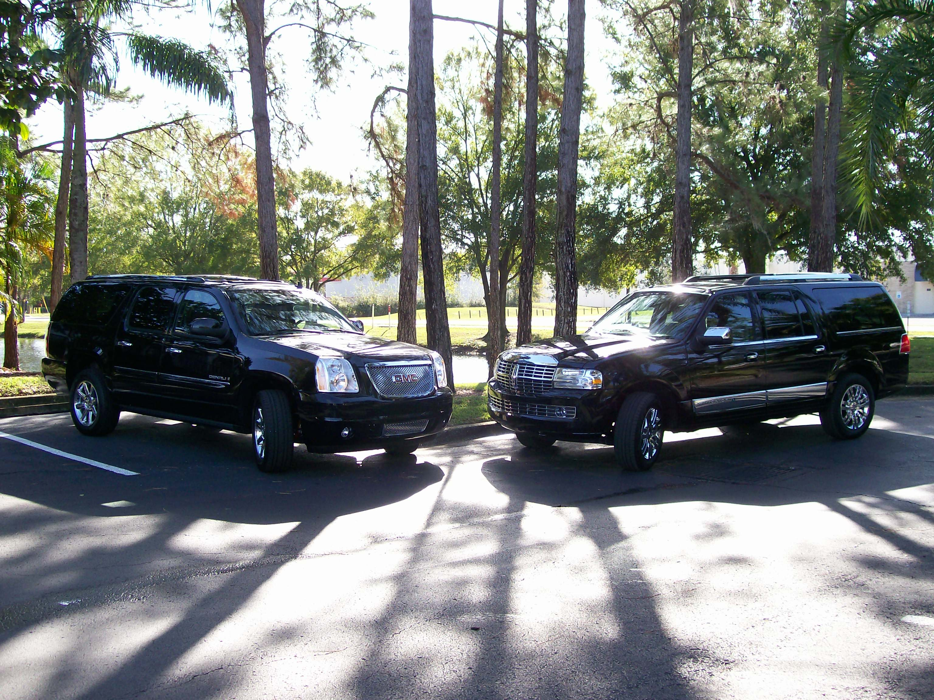 all access transportation tampa